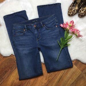 ANTHRO stitch fix Level 99 med wash jeans